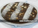 Cocoa-Almond Cake