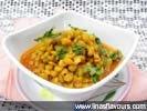 Bottle Gourd-Bengal Gram Vegetable(Dudhi-Chana Dal Shaak)