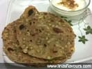 Sprouted Moong Paratha
