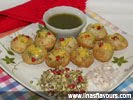 Sprouts Fruit Pani Puri