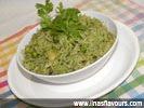 Coriander Peas Rice