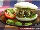 Idli Burger