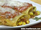 Corn Enchiladas