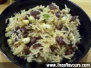 Beans Corn Rice
