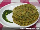 Cornmeal Paratha